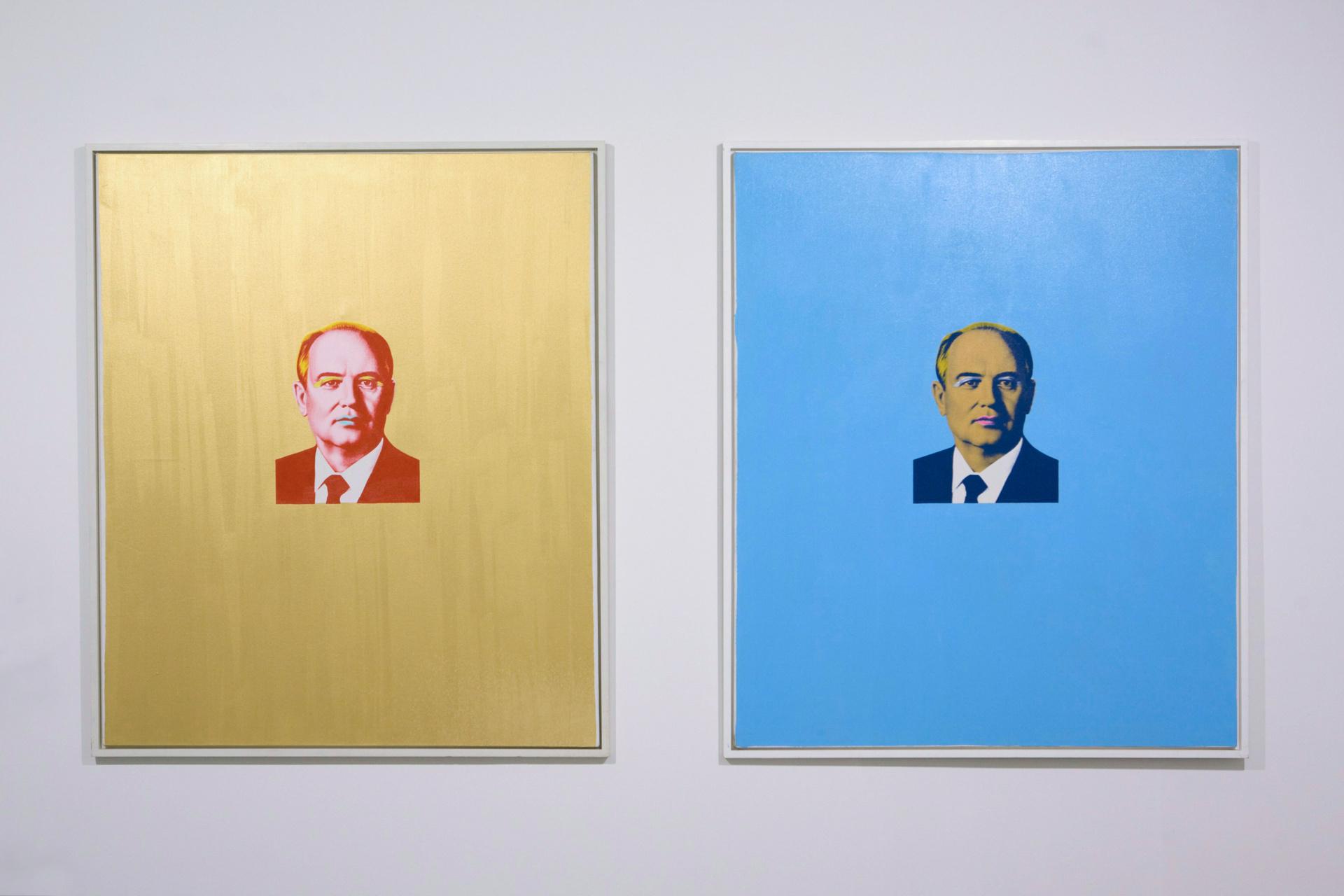 Портреты second-hand