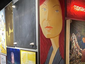 """DREAM CATCHERS"" exhibition at the ILONA-K artspace"